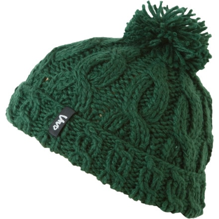 Vivo Headwear Pom-Springs Beanie - Women's