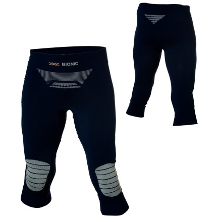 photo: X-Bionic Energizer Medium Length Pant performance pant/tight