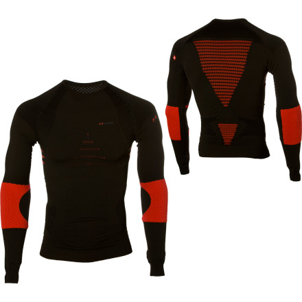 photo: X-Bionic Ski Touring Shirt Long-Sleeves long sleeve performance top