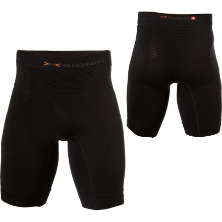 photo: X-Bionic Men's Running Pant - Short performance pant/tight