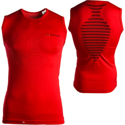 photo: X-Bionic Running Speed Singlet short sleeve performance top