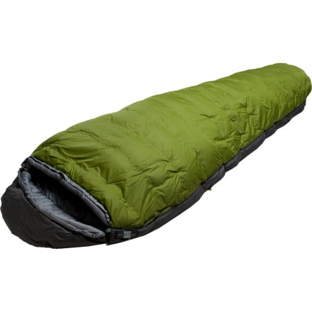 Exped Waterbloc 600 Sleeping Bag: 20 Degree Down