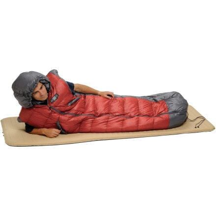 Exped DreamWalker 650 Sleeping Bag: 20 Degree Down