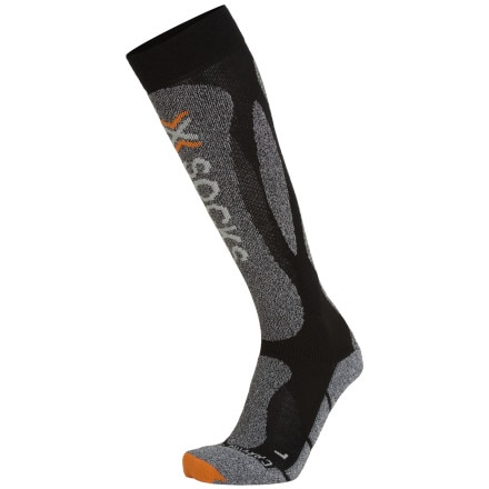 photo: X-Socks Ski Carving Silver