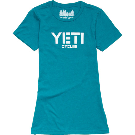 Yeti Cycles Classic Ride Jersey - Short-Sleeve - Women's
