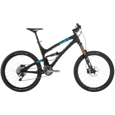 Yeti Cycles SB-66 Carbon / Shimano XTR-XT Complete Mountain Bike