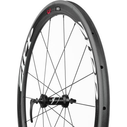 Zipp 303 Firecrest Carbon Clincher Road Wheel