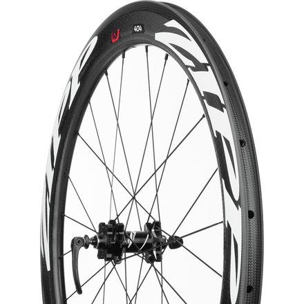 Zipp 404 Firecrest Carbon Disc Brake Road Wheelset - Clincher Top Reviews