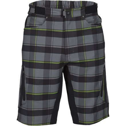 ZOIC Ether Plaid DWR Short - Men's
