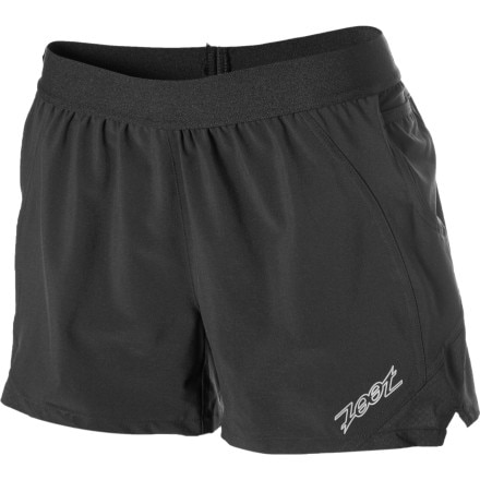 ZOOT Ultra 4in Run Short Two-In-One Short - Women's