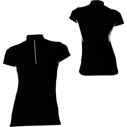 Zero RH + Endurance Jersey - Short-Sleeve - Women's