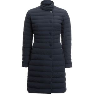 ADD White Goose Button Down Jacket - Women's