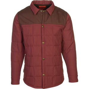 Airblaster Quilted Shirt Jacket - Men's