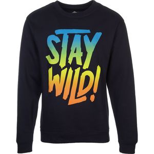 Airblaster Stay Wild Crew Sweatshirt - Men's