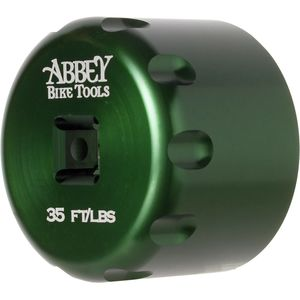 Abbey Bike Tools Bottom Bracket Socket - Single-Sided