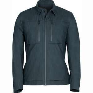 Alchemy Equipment Coldblack Denim Blouson Jacket - Men's