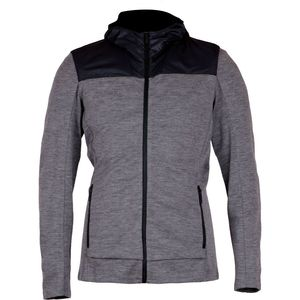 Alchemy Equipment 390GSM Merino/Pertex Full-Zip Hoodie - Men's