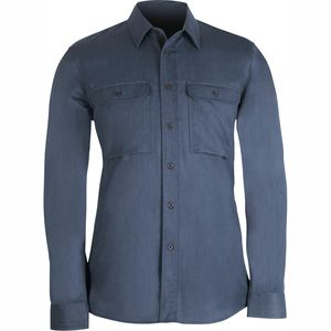 Alchemy Equipment Wool Blend Shirt - Long-Sleeve - Men's