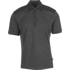 Alchemy Equipment 180GSM Single Jersey Merino Polo Shirt - Men's