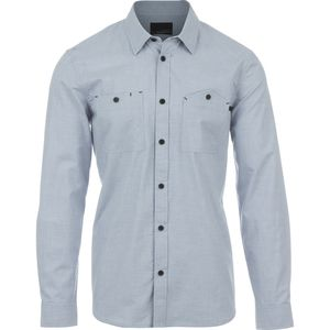 Alchemy Equipment Cotton Shirt - Long-Sleeve - Men's