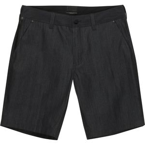 Alchemy Equipment Indigo Herringbone Denim Short - Men's