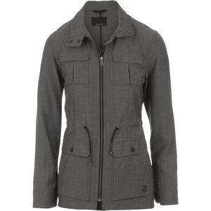Alchemy Equipment Linen Blend Field Jacket - Women's