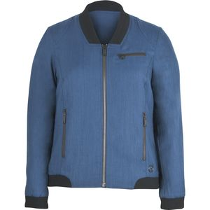 Alchemy Equipment Wool/Linen Bomber Jacket - Women's