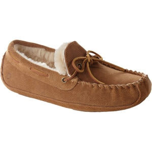 Acorn Sheepskin Moxie Moc Slipper - Men's