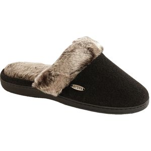 Acorn Chinchilla Scuff Slipper - Women's