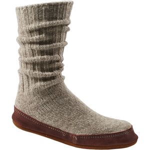 Acorn Slipper Sock - Men's