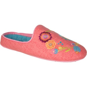 Acorn Henna Scuff Slipper - Women's