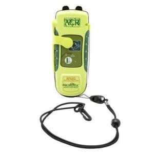 photo: ACR MicrOfix 406 locator beacon