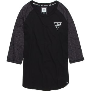 Adidas Blackbird Reflex Raglan T-Shirt - 3/4-Sleeve - Men's