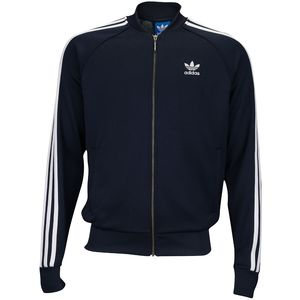 Adidas Superstar Track Jacket - Men's