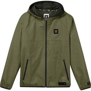 Adidas Blackbird Twill Wind Jacket - Men's
