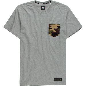 Adidas Camo Pocket T-Shirt - Men's