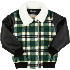 A For Apple Limited P Biker Jacket - Boys'