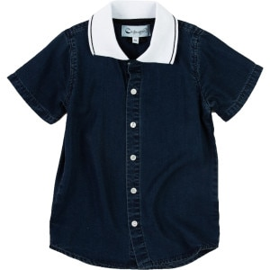 A For Apple Limited Tencel Polo Shirt - Short-Sleeve - Boys'