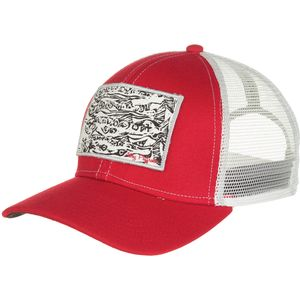 Art 4 All Trucker Patch Mesh Snapback Hat