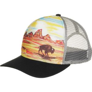 Art 4 All High Pro Trucker Full Bleed Mesh Snapback Hat