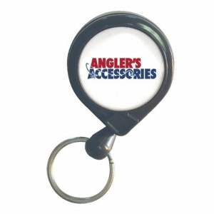 Angler's Accessories Deluxe Pin-On Retractor