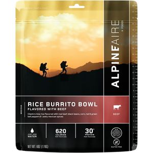 AlpineAire Beef Burrito Bowl