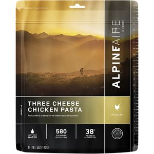 AlpineAire Three Cheese Chicken Pasta