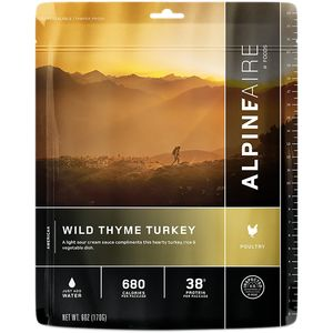 AlpineAire Wild Tyme Turkey