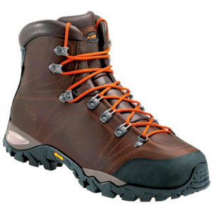 photo: AKU Suiterra Leather GTX hiking boot