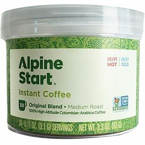 Alpine StartOriginal Blend, 30 Serving Reusable Jar