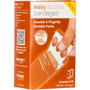 Adventure Medical Knuckle & Fingertip Easy Access Bandages