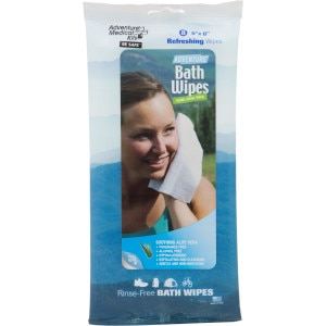 Adventure Medical Adventure Bath Wipes