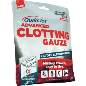 Adventure Medical QuikClot Advanced Clotting Gauze