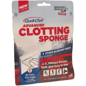 Adventure Medical Quikclot Advanced Clotting Sponge